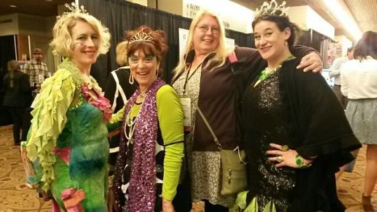 Юджин, Орегон: Me and the Slug Queens!!!!