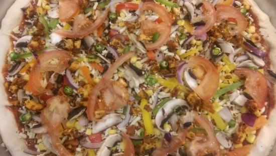 Pizza Belushi