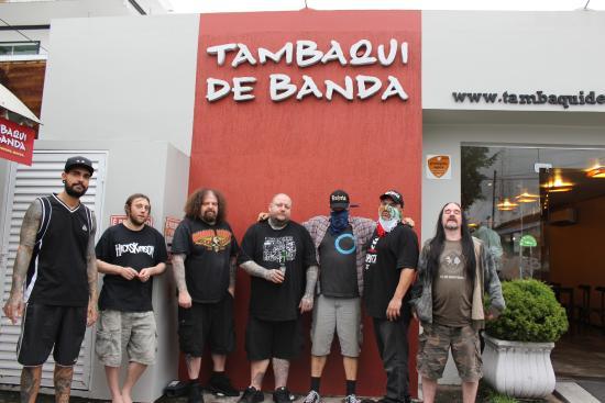 Tambaqui de Banda - Parque 10: Banda Americana Brujeria