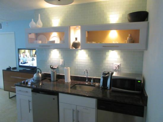 Icona Diamond Beach: kitchen area