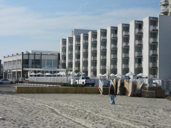 Icona Diamond Beach View Of The Hotel From