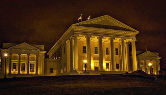 Virginia Capitol Building VA Capital & VA Capital - Picture of Virginia Capitol Building Richmond ...