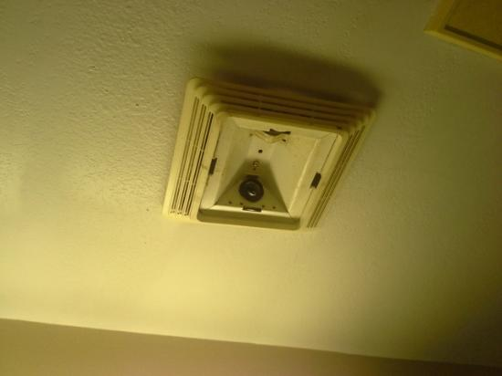 Microtel Inn & Suites by Wyndham Clarksville : Vent!