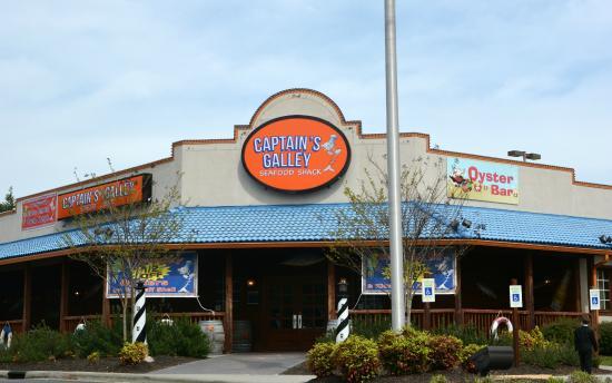 Captain S Galley Concord Restaurant Reviews Photos