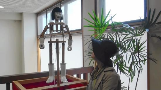 Inuyama City Cultural Museum, Karakuri Museum: からくり人形を操ることができます。