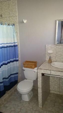 Ostional Turtle Lodge: Bathroom