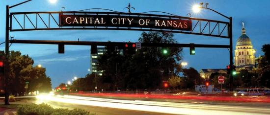 Days Inn Topeka: Capital city of Kansas