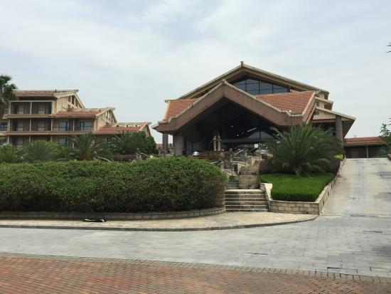 Palace Lan Resort & Spa Suzhou: Entrance