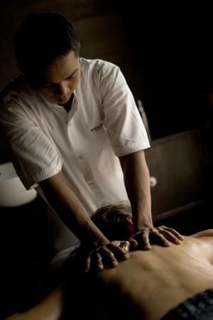 Villa Samuan: Massage service is available upon request