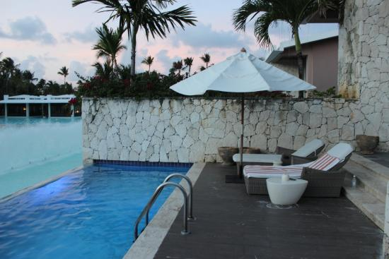Private Pool Beds What Else Do You Need Picture Of Catalonia Royal Bavaro Punta Cana