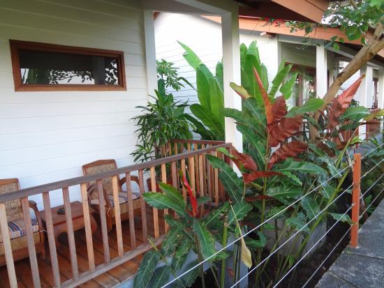 The Studio Bali: beautiful surroundings