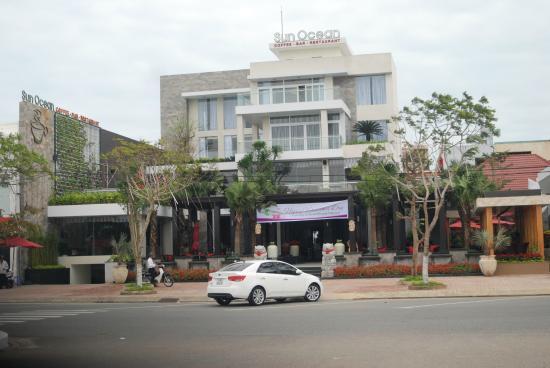 Sun Ocean Cafe & Restaurant: restaurant