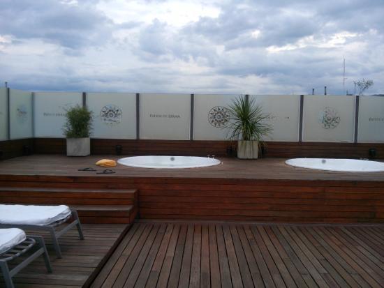 Terraza Picture Of Hotel Inkai Salta Tripadvisor