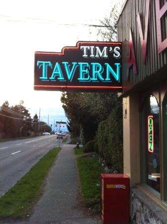 Tim's Tavern On 105th St