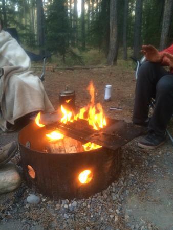 Tunnel Mountain Village 1 Campground Bild