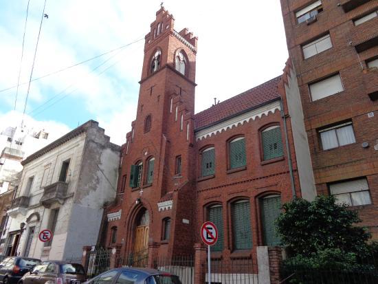 Resultado de imagen para iglesia luterana danesa san telmo