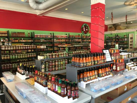 New Orleans Hot Sauce Tour
