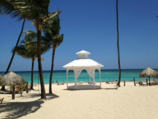 Majestic Colonial Punta Cana Gazebo On The Beach For Weddings