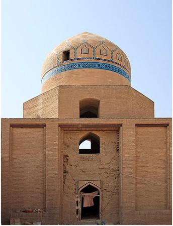 ‪Dardasht Minarets and Sultan Bakht-Aqa Dome‬