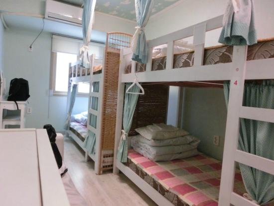 Pobi Guesthouse: Private dorm