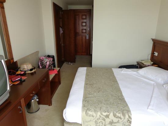 Golden Lotus Hotel: Номер