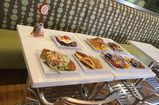Scramble: Breakfast and Lunch Served daily