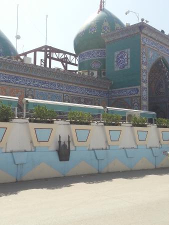Karbala, Iraq: Imam Hussain camp