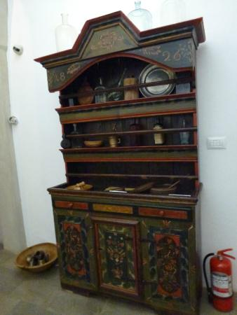 The Museum of the Urban Community of Brasov : Kitchen Furniture