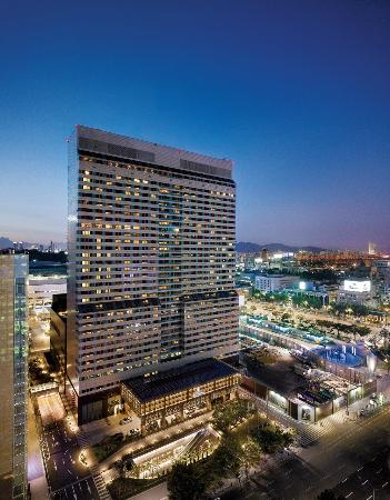 Grand InterContinental Seoul Parnas: Hotel Exterior