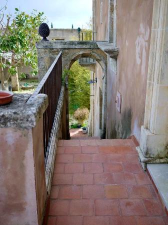 Agriturismo La Frescura: Stairs