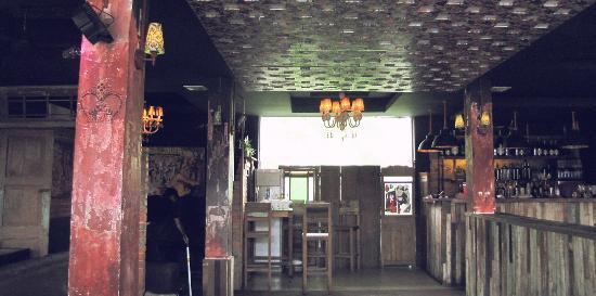 Mojo Lounge & Restaurant: Mojo Top