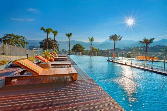 Taman Bunga Nusantara - Bogor Attractions - Golf Hotel in