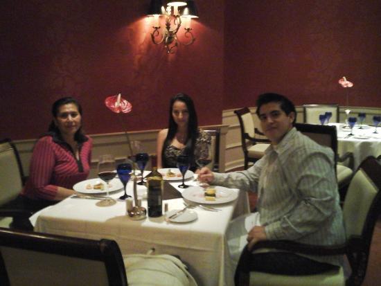 La Locanda : Cena en familia