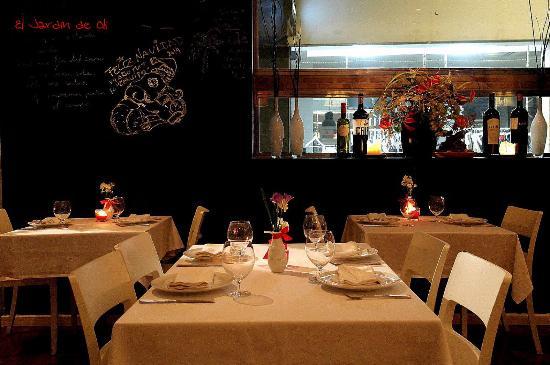 Restaurante El Jardin de Oli