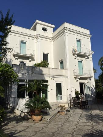 Villa dei D'Armiento: Stunning boutique hotel.