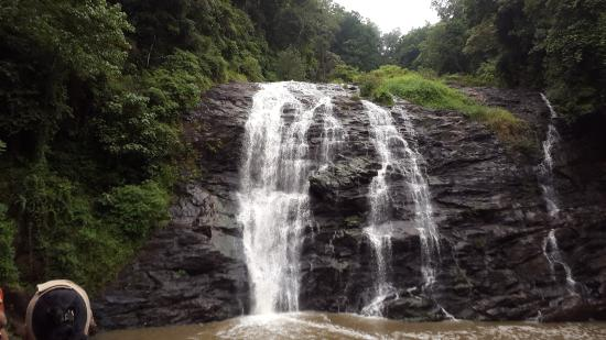 Agumbe, Indien: Abbi Falls