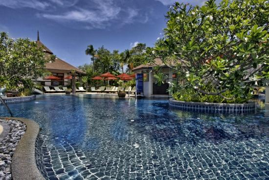 Mangosteen Resort & Ayurveda Spa: Salt water treated swimming pool
