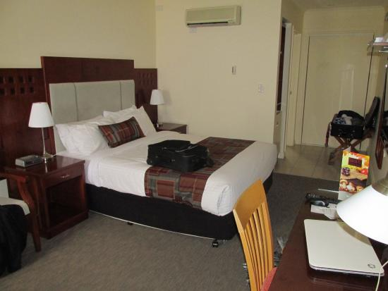 Best Western Plus Buckingham International: Queen suite
