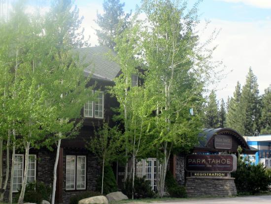 Park Tahoe Inn, South Lake Tahoe, Ca