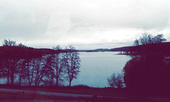 Quality Hotel Sarpsborg: Lake near hotel