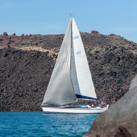 Santorini Exclusive Sailing Odysseas Sailing Yacht