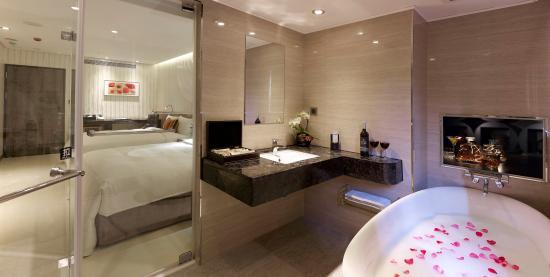 Beauty Hotels Taipei - Hotel Bnight: Hotel Bnight