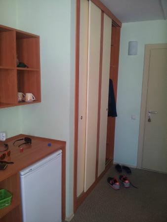Motel Smilga: room