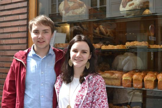 Tours For Foodies: Visit of Poilane bakery during the Gourmet Tour