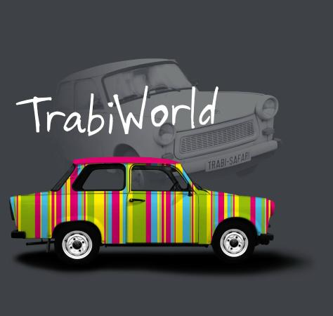 Trabi-Safari - TrabiWorld Berlin