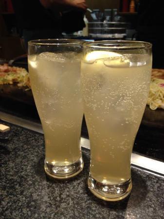 lemon mizuno
