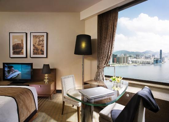 Harbour Grand Hong Kong: Superior Harbour View Room