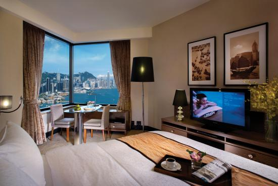 Western Hotel Harbour View Hong Kong