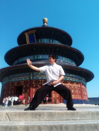 Beijing Private Tai Chi and Kong Fu Experience Class