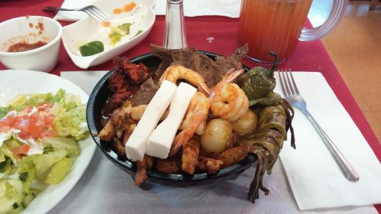El Camaron Mex Grill